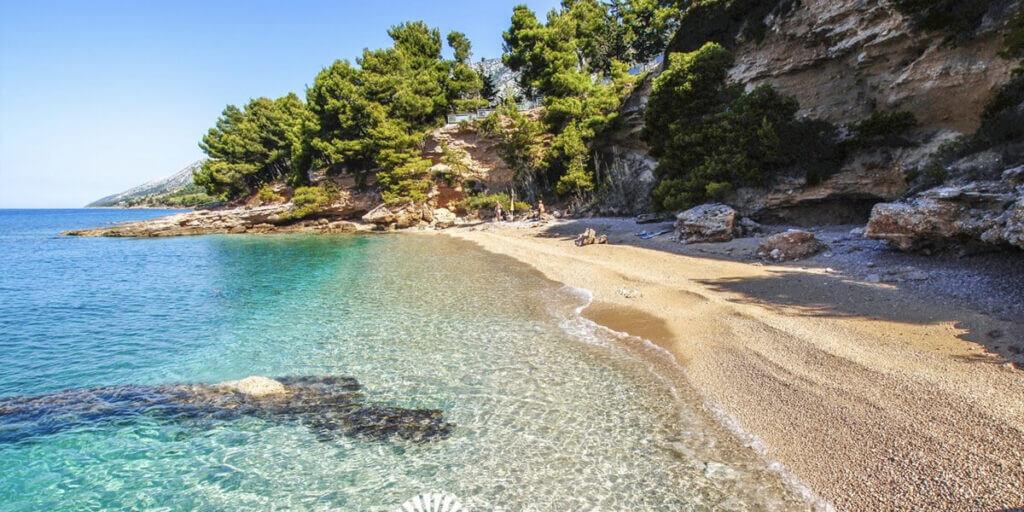 пляжи Паклина в Хорватии