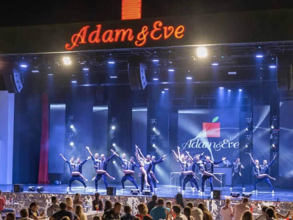 отель Adam & Eve 5*, Белек, Турция
