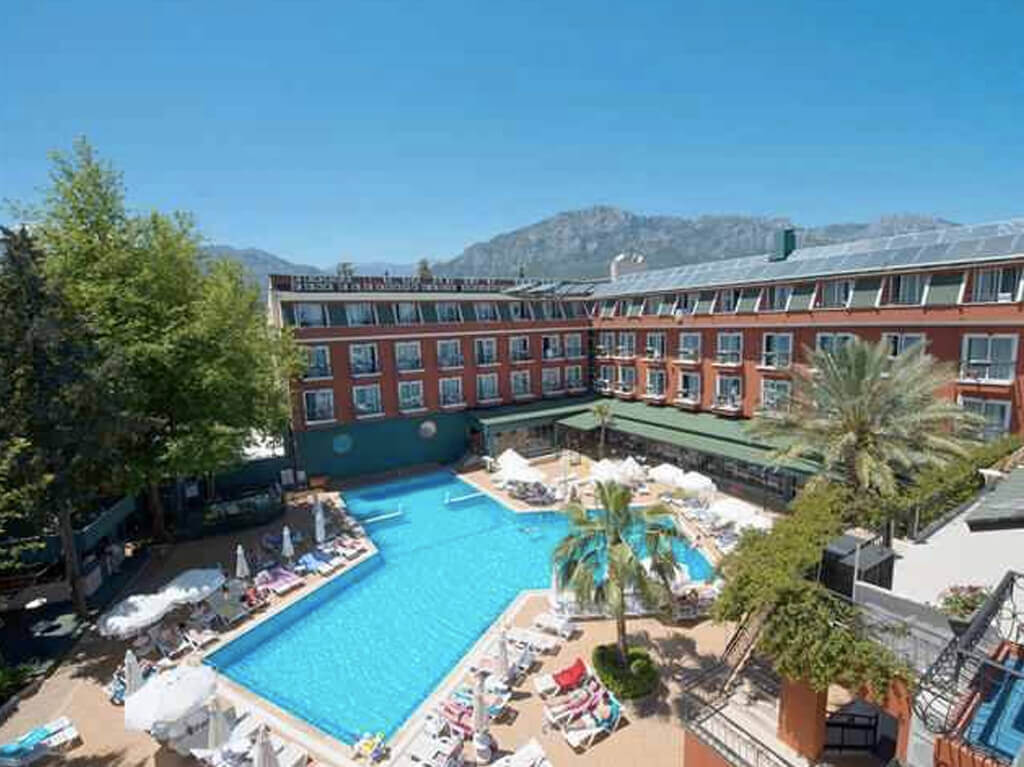Hotel Asdem Park 4*, Кемер, Турция
