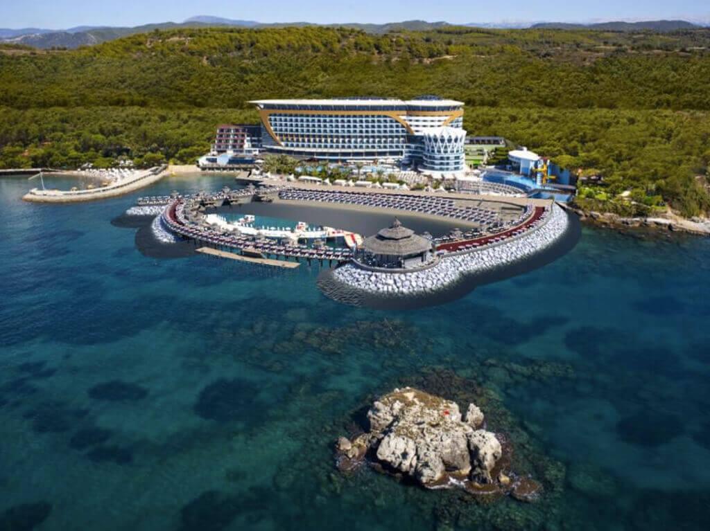 Granada Luxury Resort 5*, Анталья, Турция