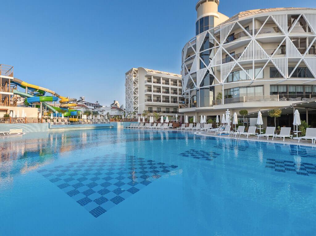 Side Crown Sunshine 5*, Сиде, Турция