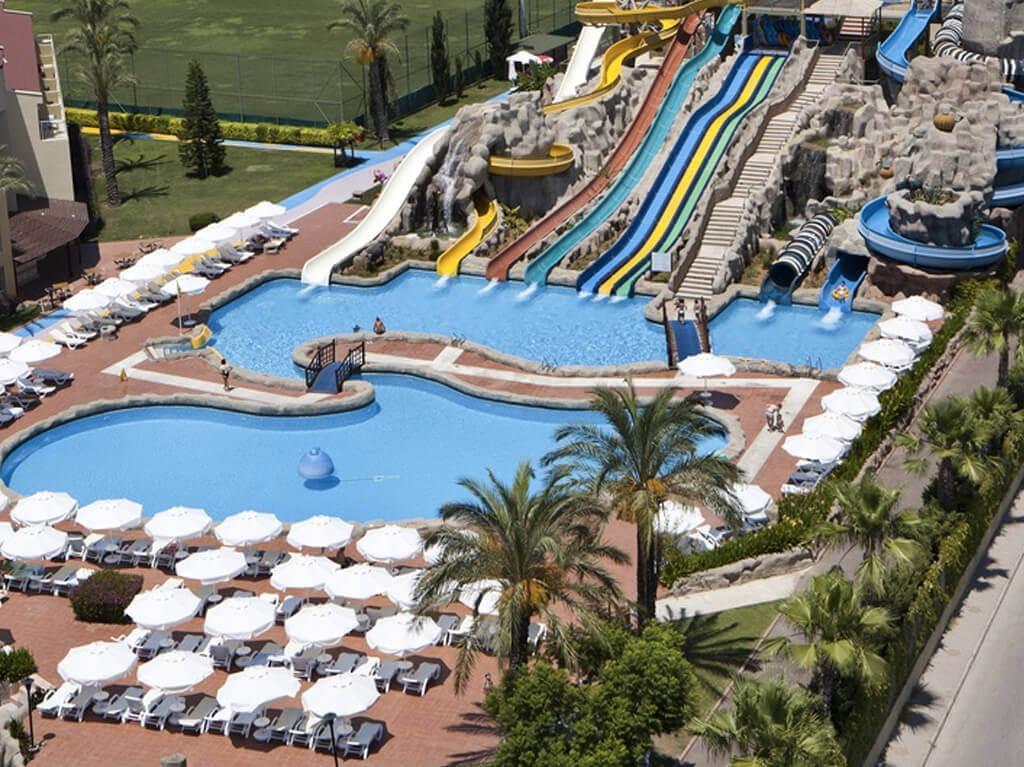 Silence Beach Resort 5*, Сиде, Турция