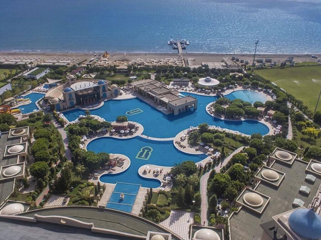 Spice Hotel & Spa 5*, Белек, Турция