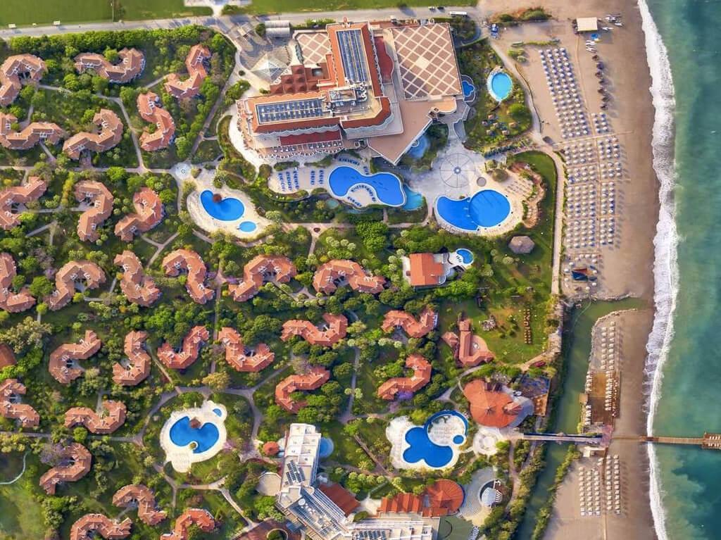 Starlight Starlight Resort & Convention Center 5*, Сиде, Турция