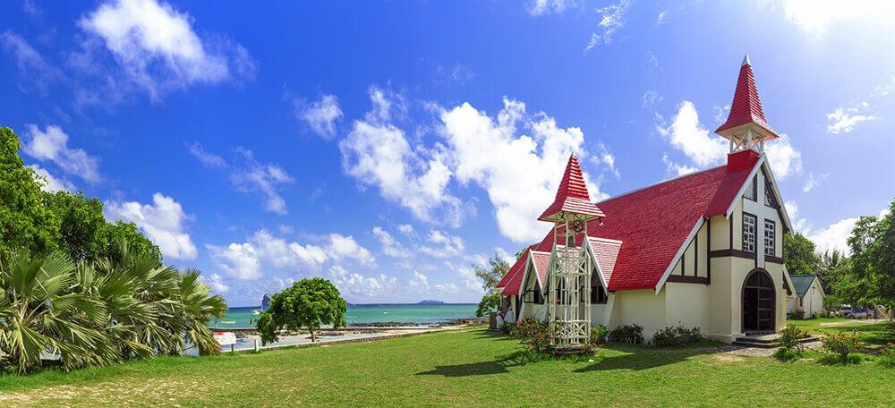церковь Нотр-Дам-Оксильятрис, Маврикий